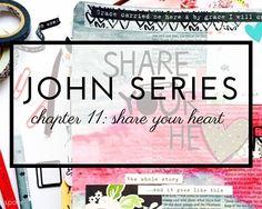 Share Your Heart // Doodling Through John 11