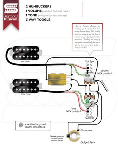 Precision Bass Wiring Diagram Rothstein Guitars %e2%80%a2 Serious Tone For The Player Schematic Of Am Radio Receiver 97 Best Pickup Schematics Images Electric Guitar Diagrams Seymour Duncan Wire