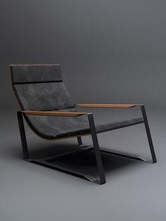 "Concept of lounge chair ""wygodna jadwiga""Project studio de.materiahttp://studiodemateria.com/"