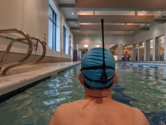 Great #waterproof #bluetooth device for #swimming. . #videoreview - https://youtu.be/tJJmeue4HNw #swimming #music #xm #spotify #podcast #waterfi