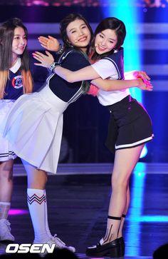 Joy and Irene