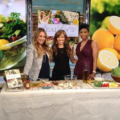 Singer and actress Haylie Duff shares the recipes for 3 delicious salad dressings! Real Girls Kitchen, Haylie Duff, Healthy Foods, Healthy Recipes, Pizza And More, Nbc News, Salad Dressings, The Duff, Food Network Recipes