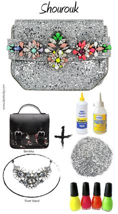 Dare to DIY: Counterfeit DIY: diseños de lujo que puedes recrear con tus manos ideas