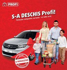 Concursuri Online: Castiga o Dacia Logan + 200 de vouchere