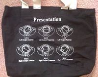 This tote bag makes a great gift for your favorite midwife or birth junkie… Made in the USA and 100% cotton