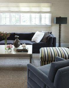 Grey-blues and beiges  Kwinter Design
