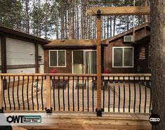 Outdoor Deck using O