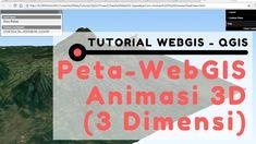 Tutorial QGIS: Cara Membuat WebGIS Animasi 3 Dimensi QGIS2ThreeJS  #WebGIS #QGIS #Tutorial #Cara #Membuat #Peta #Animasi #3D #3Dimensi #QGIS2ThreeJS #Maps