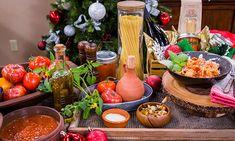 Home & Family - Recipes - Cristina Cooks: Summer Sauce   Hallmark Channel