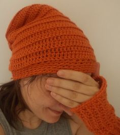 Cappello slouchy unisex di All of My Likes su DaWanda.com