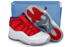 Find Nike Air Jordan 11 Mens Summer Crystal Transparent Packaging Red White  Shoes New online or in Footlocker. Shop Top Brands and the latest styles  Nike ... f0b9c062e