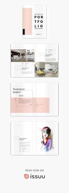 Graphic Design Portfolio by Roseline in 2021 Graphic