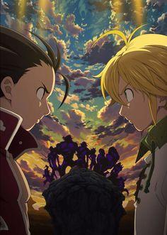La nueva temporada de Nanatsu no Taizai se estrenará en enero y tendrá una película en verano de 2018 – AnimeChou