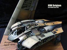 Horton Ho 229 from Euro Model Expo 2015 KMK Belgium Special - Modellschmiede Hämelerwald