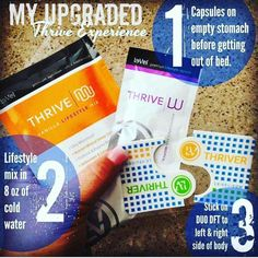 Are you ready for your #upgraded Thrive experience? #Duo #Thrive