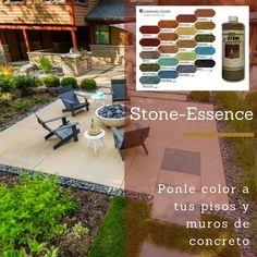 stone essence stain