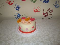 gerbera cake