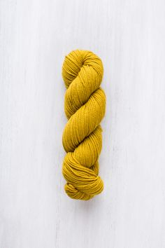 Arbor - New Brooklyn Tweed yarn (DK) FINALLY a proper yellow :) :)