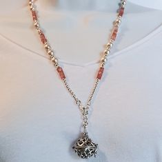 At long, this beauty does double duty as both a triple wrap bracelet and a necklace. Adorned with a stylish hinged locket that holds a lava stone for your favourite essential oils, this will be a fabulous addition to your summer outfits! Cute Gifts For Her, Triple Wrap, Aromatherapy Jewelry, Lava, Essential Oils, Summer Outfits, Pendant Necklace, Stone, Trending Outfits