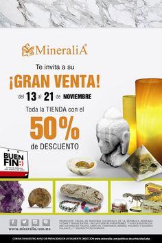 BUEN FIN EN... #MineraliAMx @mineraliaonline