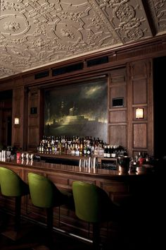 the oak bar nyc - Bing Images Hotel Room Design, Dining Room Design, Palmer House Chicago, The Plaza Hotel Nyc, Bar Pub, Old Bar, Hotel Del Coronado, Nyc Hotels, Places In New York