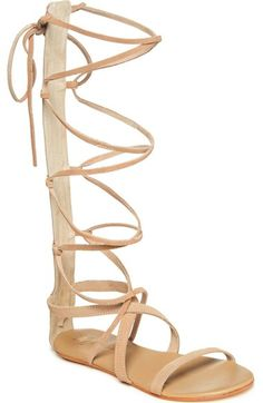 The perfect sandal for Summer. Pair with denim shorts, a brimmed hat, and lace-up body suit. Matisse 'Atlas' Tall Gladiator Sandal on ShopStyle.