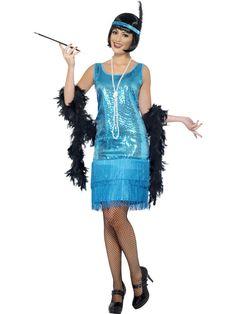 Flirty Flapper Costume $27.99