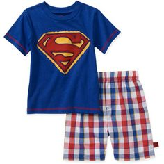 On the lookout for superman baby clothes, cause Chris thinks giraffes are for wussies