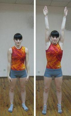Убери складки на спине и боках при помощи 4 простых упражнений: красивый изгиб уже за 3 недели. | Женская страничка