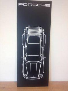 Porsche 911 Turbo Motiv für 100,00 € in Hamburg-Mitte, Hamburg