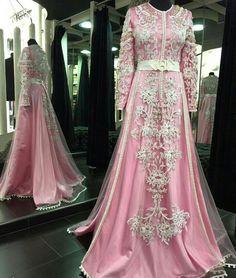 Arab wedding dress kaftan/thobe/jilbab/abaya