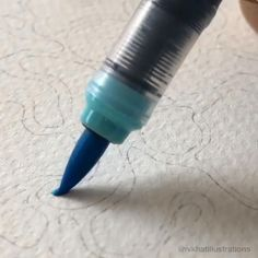 Watercolor Paintings For Beginners, Watercolor Art Lessons, Painting Lessons, Watercolor Techniques, Painting Techniques, Watercolor Paper, Dibujos Tumblr A Color, Diy Art Projects, Marker Art