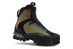 Scarpe Alpinismo Escursionismo Tecnico DOLOMITE COUGAR HP GTX Ramponabile 41 1/2