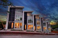 Resultado de imagen para diseño townhouse