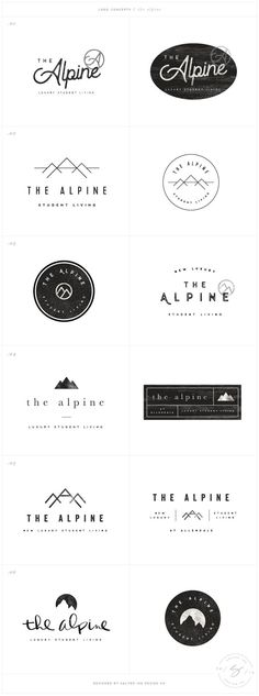 The Alpine Brand Des