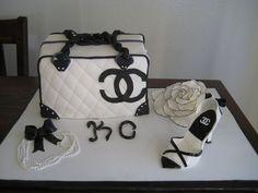 Célébrations Southern Blue: Coco Chanel gâteau, petits gâteaux, et les cookies