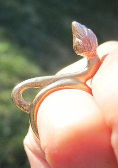 Lion Tail Ring