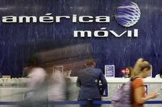 Shares in Slim America Movil shrug off Colombian order to pay $1 billion