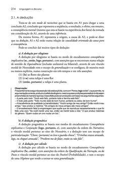 Página 214  Pressione a tecla A para ler o texto da página