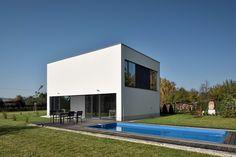 Kompaktný rodinný dom, Krnov (ČR) | Archinfo.sk