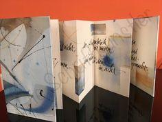 Caligraphy, Calligraphy Art, Concertina Book, Urban Landscape, Book Making, Bookbinding, Art Journals, Book Design, Book Art