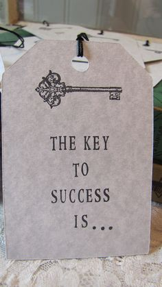 The Key To Success Is... Tags 50 Graduation High by packratdiva