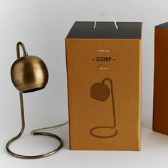 Scoop Table Lamp