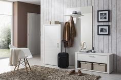 Nordic predsieň (Dub nelson) Entryway, Furniture, Home Decor, Entrance, Decoration Home, Room Decor, Door Entry, Mudroom, Home Furnishings