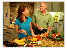 10 Tips for cooking healthier - designed for caregivers but helpful hints for anyone.
