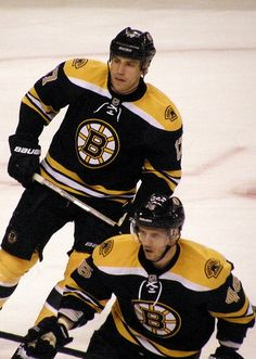 Boston Bruins Milan Lucic and David Krejci Boston Bruins Game, Boston Bruins Players, Hockey Baby, Hockey Teams, Boston Sports, Boston Red Sox, Milan Lucic, Hockey Quotes, Hockey Season