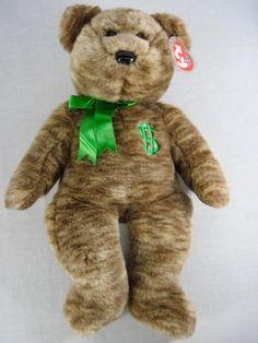 1ac49c819d7 Ty Beanie Buddy Billionaire Bear Teddy 14
