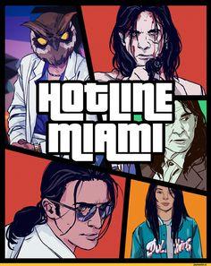 hotline miami - Поиск в Google