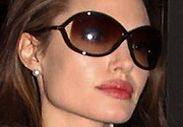 "Angelina Jolie - Tom Ford ""Whitney"" Sunglasses"