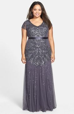 Shop 1920s Plus Size Dresses, Sequin Dresses and Gowns